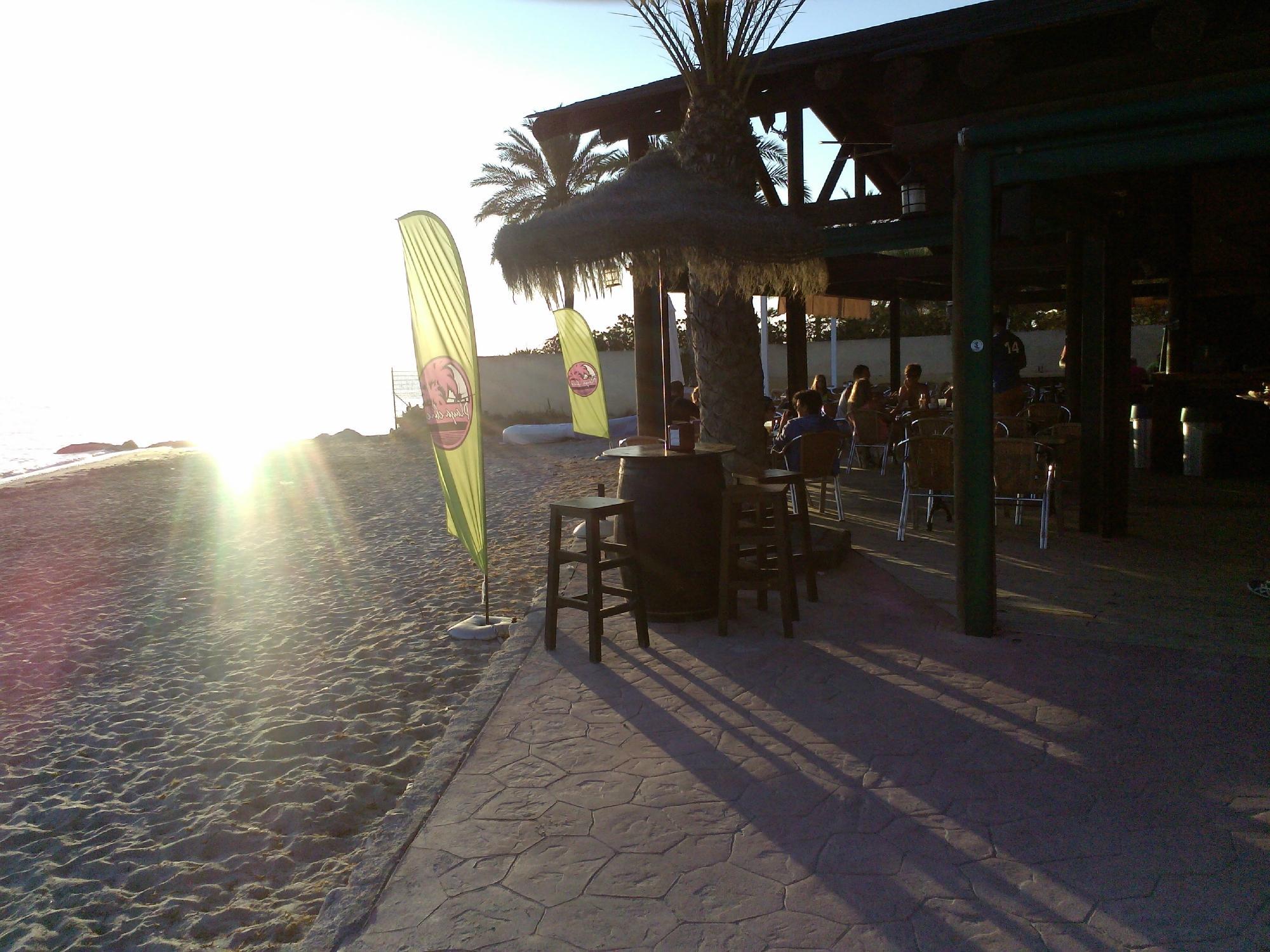 Chiringuito Playa Chica