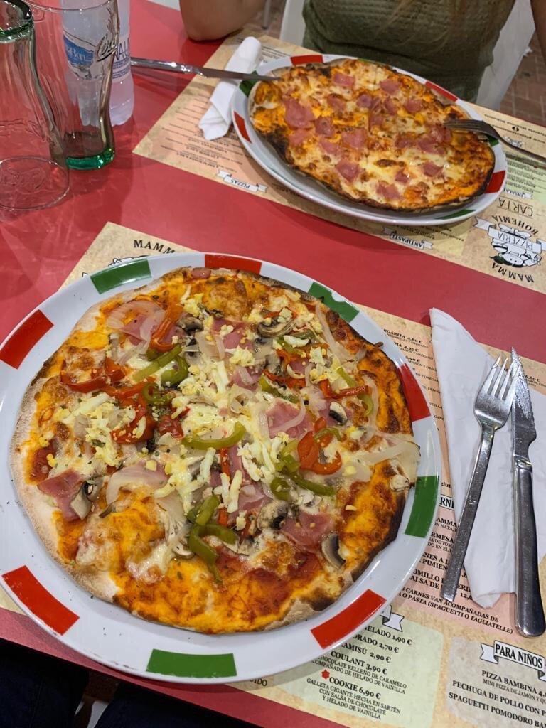 Pizzería Mamma Bohemia