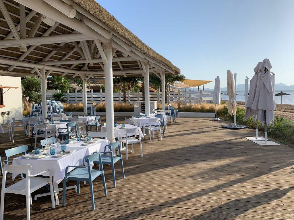 Restaurante maloca - cabo de palos - la manga del mar menor- mangawik