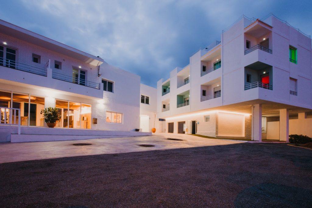 Hostal Hotel Sub Up - La Manga del Mar Menor - Cabo de Palos - Mangawik