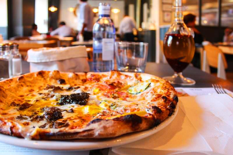 6 Restaurante donde comerte las mejores pizzas en La Manga y Cabo de Palos