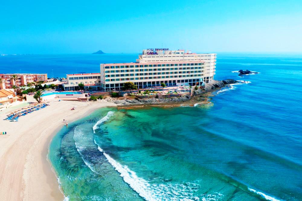 7 hoteles a tener en cuenta si vienes a La Manga y Cabo de Palos.