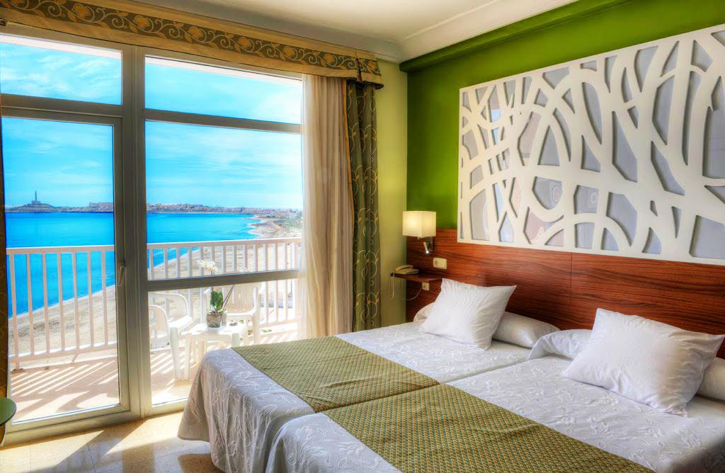 Hotel entremares la manga cabo de palos mangawik mar mediterraneo mar menor